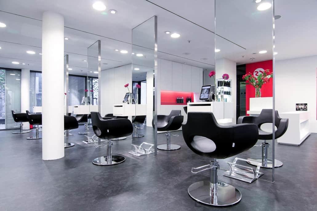 CS Friseure München - Designer Friseursalon von Stararchitekt - CS ...
